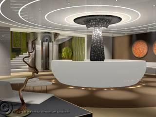 Masi Interior Design di Masiero Matteo Hôtels modernes