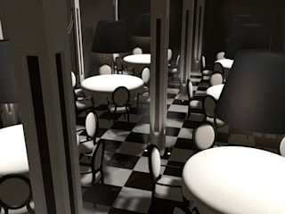 Masi Interior Design di Masiero Matteo ร้านอาหาร