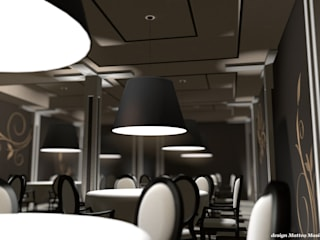 Masi Interior Design di Masiero Matteo Colonial style gastronomy