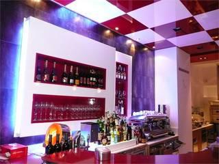 Masi Interior Design di Masiero Matteo Eclectic style gastronomy