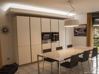 Dapur Minimalis Oleh Arch. Massimo Bertola Minimalis