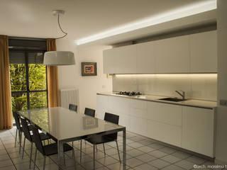 Arch. Massimo Bertola ห้องครัว