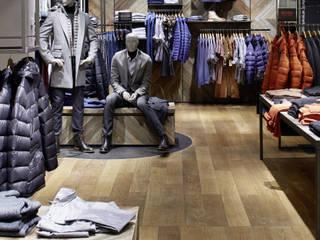 Modehaus Garhammer:  Ladenflächen von Dieterle & Partner