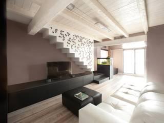 casa LD di AMBROGIO BARBIERI ARCHITETTI Moderno