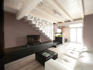 AMBROGIO BARBIERI ARCHITETTI Modern style rooms