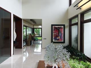 by Hiren Patel Architects