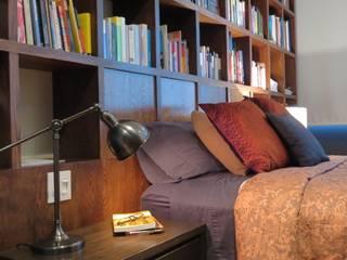 Dormitorios de estilo  de NIVEL TRES ARQUITECTURA