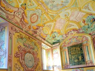 Restauro Palazzo Callori di Luca Moretto
