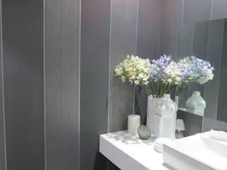 NIVEL TRES ARQUITECTURA Modern bathroom