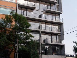 Living Eje Central Casas modernas de Living SLVK Moderno