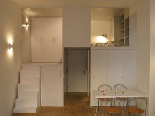 Столовая комната в стиле минимализм от Beriot, Bernardini arquitectos Минимализм