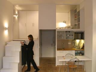 Cozinhas  por Beriot, Bernardini arquitectos, Minimalista