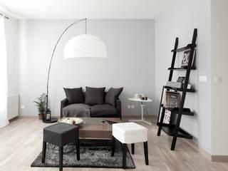 Livings modernos: Ideas, imágenes y decoración de Grazia Architecture Moderno