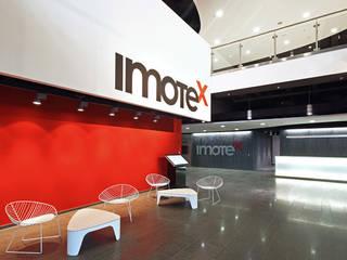 Centro de Moda IMOTEX: Centros comerciales de estilo  de TBI Architecture & Engineering