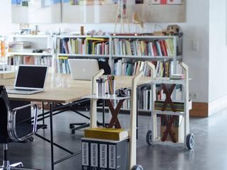 Bücherkarre von AUERBERG
