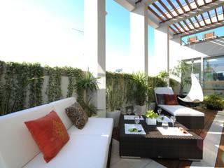 Terrace by TERAJIMA ARCHITECTS, Modern
