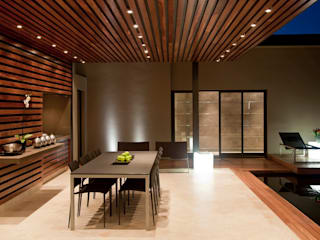 House Abo Casas modernas de Nico Van Der Meulen Architects Moderno