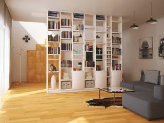 Salones de estilo  de Pickawood GmbH