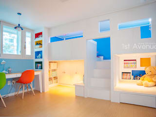 퍼스트애비뉴 Modern nursery/kids room