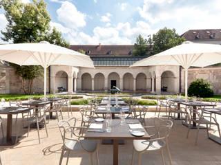 Restaurant Bayerisches Nationalmuseum von Brückner Architekten GmbH