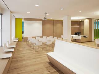 Temporäre Vortragszone:   von 'asp' Architekten Stuttgart