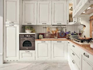 Rustic style kitchen by ROMANO MOBILI dal 1960 Rustic