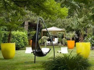 Garden design Jardin moderne par DB design Moderne