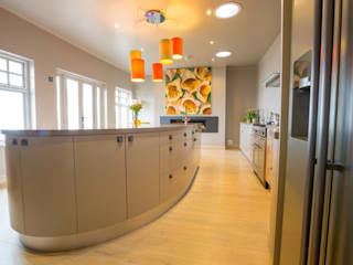 Bespoke Kitchen :   by David Glover Furniture Ltd