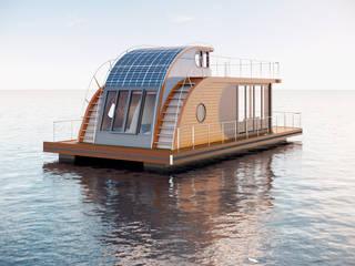 Nautilus Hausboote GmbH Kapal Pesiar & Jet: Ide desain, inspirasi & gambar