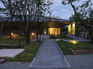 พิพิธภัณธ์ โดย 株式会社古田建築設計事務所, เอเชียน