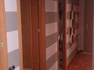 pintura decorativa: Casas de estilo  de Pinturas Faro