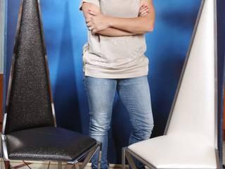 Star Chair di Romindesign Eclettico