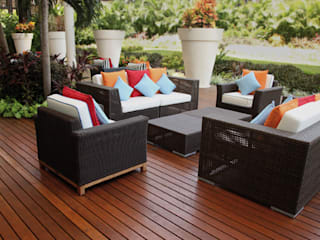 homify Balconies, verandas & terraces Accessories & decoration