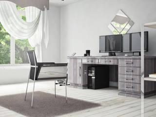Schlafzimmer von V Multimedia, Minimalistisch