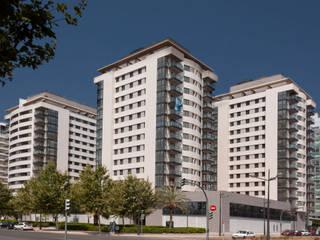 168 Viviendas_Jesaur:  de estilo  de JESAUR  Arquitectura & Urbanismo.