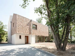 Houses by in_design architektur,