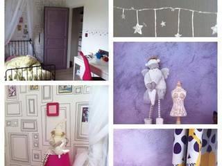 Détails chambre d'enfant (vue2): Chambre d'enfant de style de style Moderne par DK2DECO