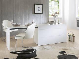 FLEXX, der Verwandlungskünstler der besonderen Art: moderne Wohnzimmer von die COLLECTION