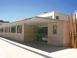 Centro de Salud de Contrueces - Lastra Arquitectos Clínicas de estilo moderno de Lastra Arquitectos Moderno