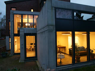 in_design architektur Minimalist house