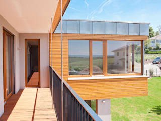 in_design architektur Modern windows & doors