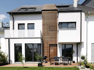 Terrace house by in_design architektur,