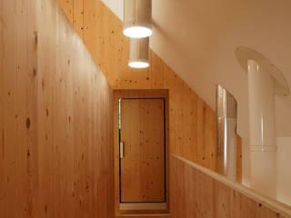 maison G: Maisons de style de style Minimaliste par Lode Architecture