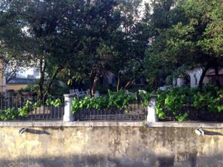 Apartamento Pedras Negras (2012): Jardins minimalistas por pedro pacheco arquitectos