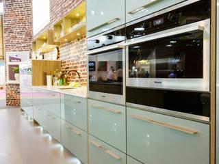 Grand Designs LIVE 2013 Celebrity Show Demo Kitchen :   by Henley McKay Kitchens