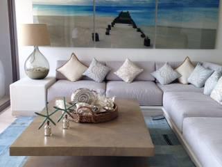 Casas de Marusa Albarrán interior Design