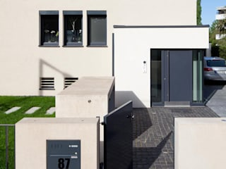 房子 by THOMAS GRÜNINGER ARCHITEKTEN BDA,