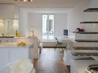 Cuisine: Maisons de style de style Moderne par Galaktik