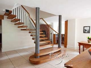 Victorian Basement Staircase ref 3340 Bisca Staircases Vestíbulos, pasillos y escalerasEscaleras