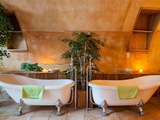 Country style hotels by Franck Fouquet Country